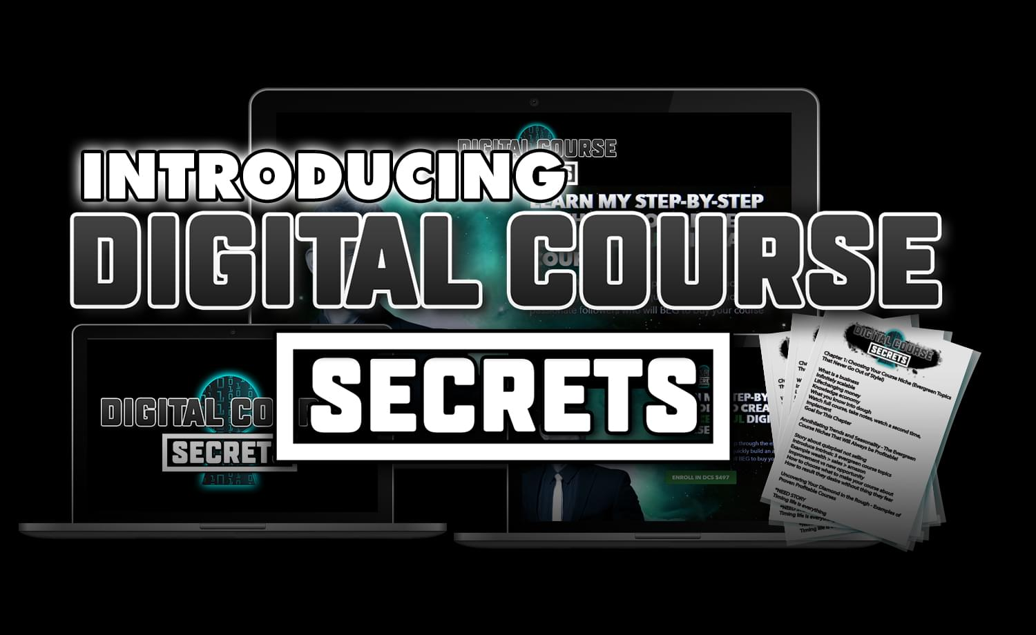 Introducing Digital Course Secrets